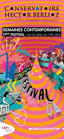 Semaines contemporaines festival 2016